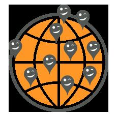 icono club de amigos